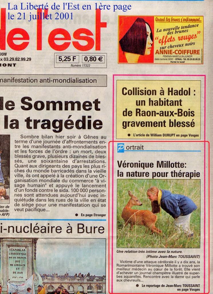 FF Presse 20010721b