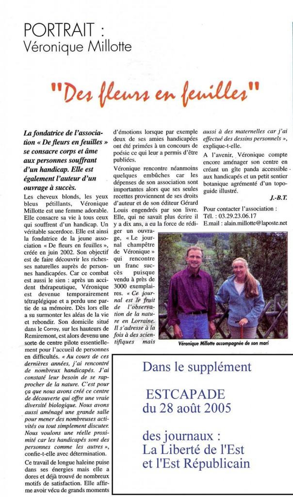 FF Presse 20050828